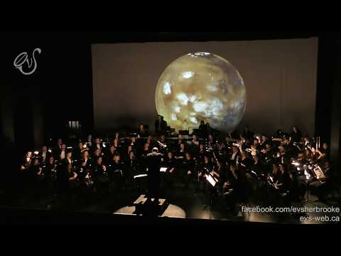 The Planets - Mars - Gustav Holst -  Ensemble à vents de Sherbrooke