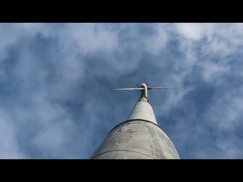 Lithium Energy Storage system with power diverter wind and solar walk through victron