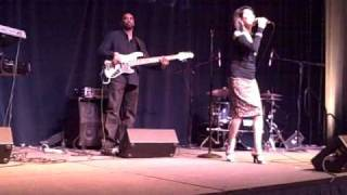 Khani Cole Performs at KYOT CD Release Party