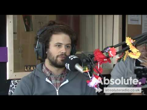 Passion Pit interview with Geoff Lloyd of Absolute Radio