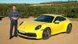 All-New Porsche 911 Carrera Review // Best One Yet?