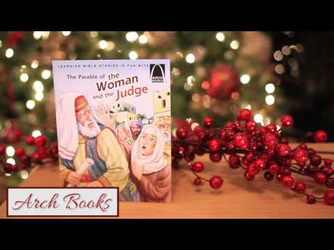 Arch Books - The Best Bible Story Books For Kids