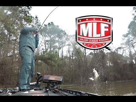 How To Catch Bass At Lake Conroe With Mike