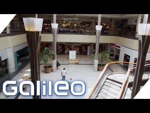 Verlassene US-Kaufhäuser: Was Passiert Mit Diesen Lost Places?   Galileo   ProSieben