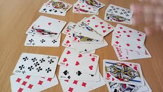 ♦БУБНОВАЯ ДАМА,  ближайшее будущее,  гадание онлайн на игральных  картах,  цыганский расклад
