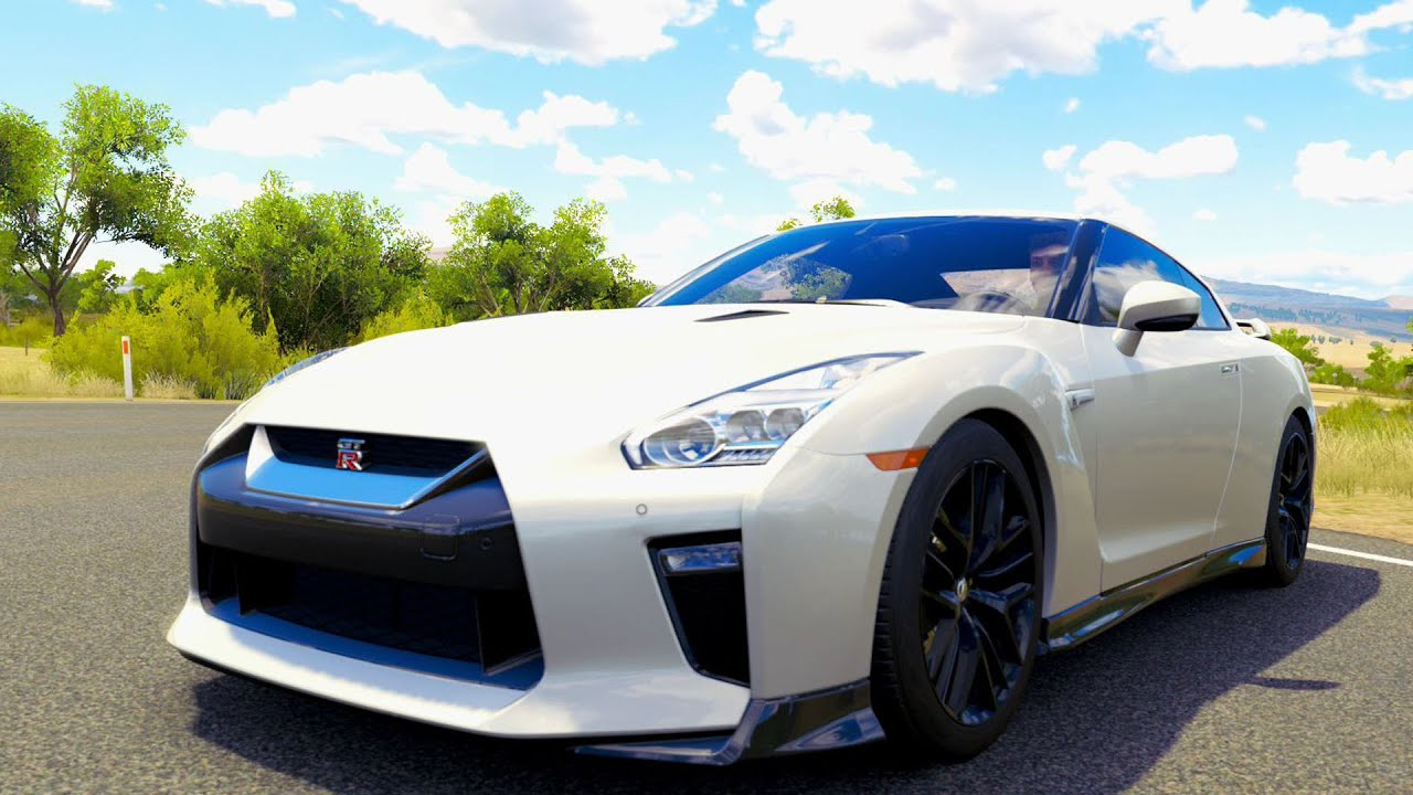 Nissan Gt R 2017 Forza Horizon 3 Test Drive Free Roam