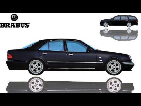 ᶰ⁄ᵃ ᴴᴰ ✭✭✭✭✭✰1996 Brabus E V12 ˢ » W210/S210 | sedans / sport estate