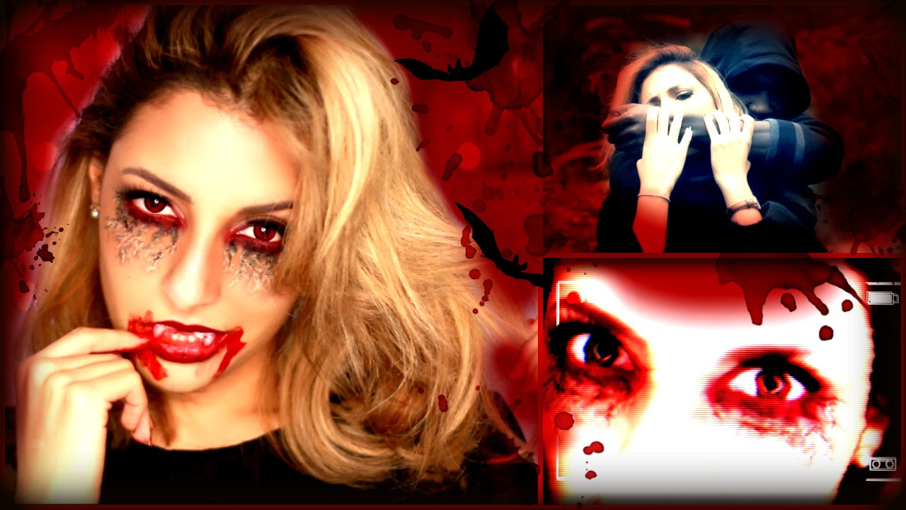 Assez Halloween Make Up : The Vampire Diaries Inspired - YouTube XY05