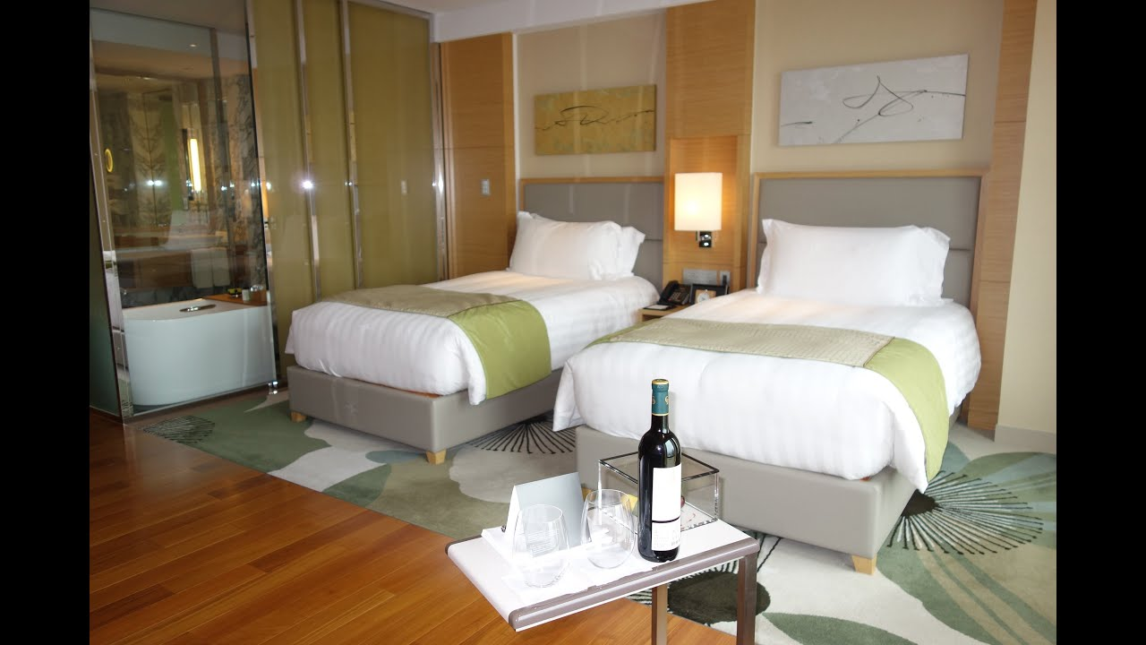 Intercontinental Osaka Two Double Beds Deluxe Club