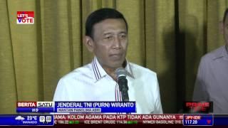 Wiranto: Prabowo Terbukti Terlibat Penculikan Aktivis 1998