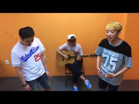 지어반 프라이머리 - love (feat.bumkey) cover by 지어반(홍혁수,나경원) of SLAY CREW