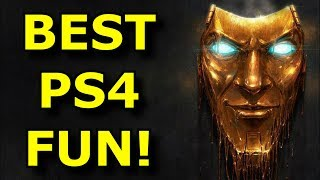 TOP 10 Best 2 Player PS4 Games!