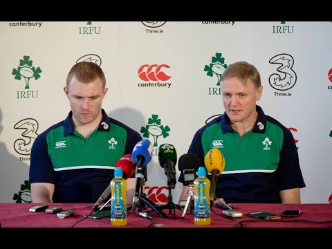 Irish Rugby TV: Ireland v Scotland Team Announcement
