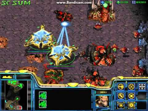 starcraft super unit mod