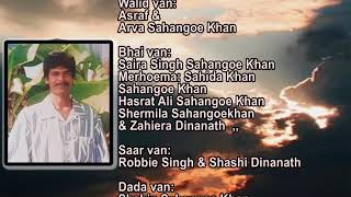 Overleden Bhaijo Sahangoe Khan