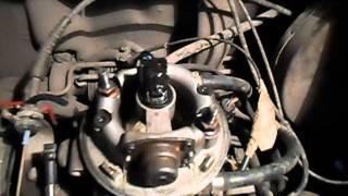 Vectra A C18NZ. Неровная работа двигателя