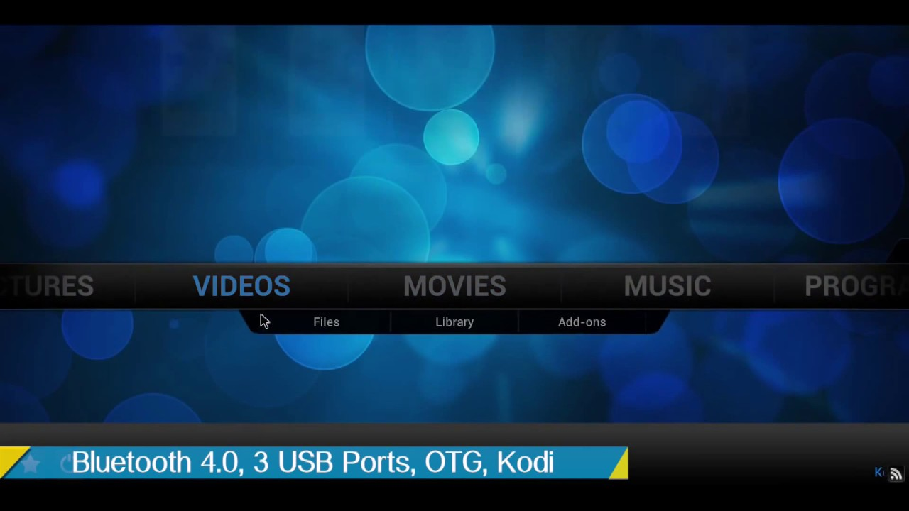 Tronsmart Orion R68 TV Android Box with Kodi Review