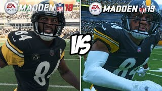 5 Things Madden 19 Does BETTER Than Madden 18