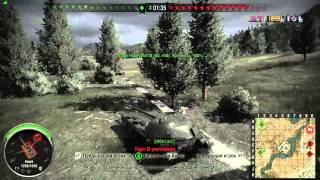 World of Tanks. Xbox One. Fake fight. Подставной бой