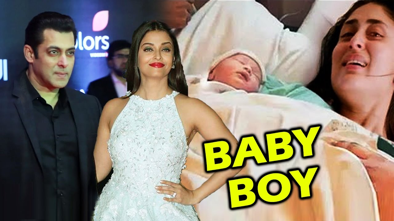 Kareena Delivers Baby Boy Salman Khan Aishwarya Rai At Stardust