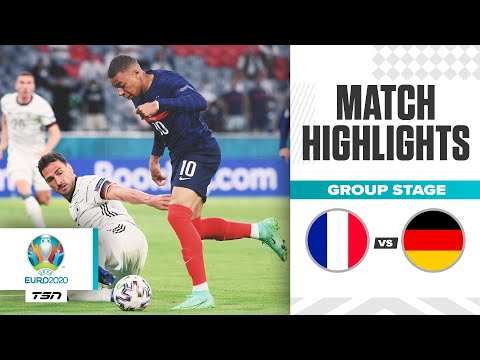 France Germany Goals And Highlights