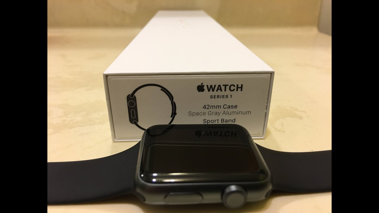 apple watch series 1 first thoughts youtube. Black Bedroom Furniture Sets. Home Design Ideas