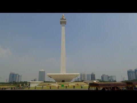 National Monument (MONAS), Jakarta, Indonesia