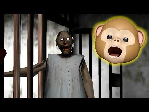 GRANNY LOCKED ME IN JAIL!!