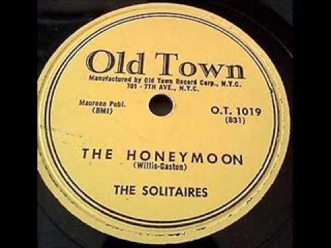 SOLITAIRES  The Honeymoon  1956