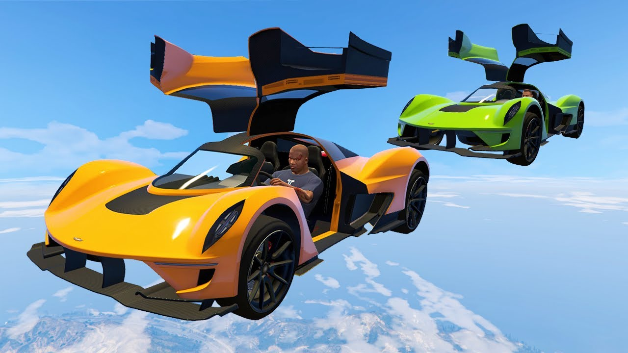 new-flying-car-technique-gta-5-funny-moments