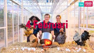 Commercial HAS Food Experience 2020 - HAS Hogeschool