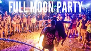 THE MOST EPIC FULL MOON PARTY EVER! (HD) // KOH PHANGAN // THAILAND