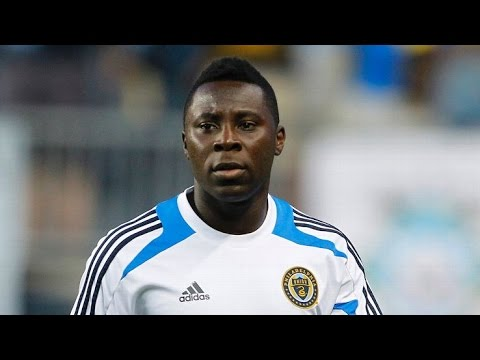 Championship Manager legend Freddy Adu scored a brilliant free-kick for the Tampa Bay Rowdies