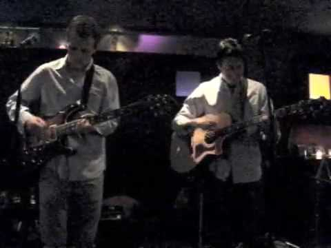 Joe Berg at Artist's Lounge - I Will Fly - 090209  Video by Su Polo