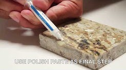 Repair A Stone Countertop with Epoxy