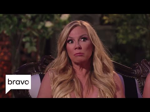 RHONY: Bethenny Frankel calls out Ramona Singer (Season 9, Episode 19) | Bravo