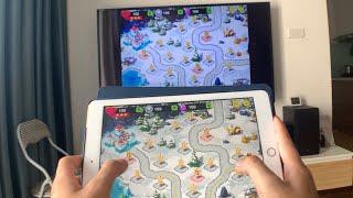 Cách kết nối điện thoại iphone, android với tivi qua wifi để chơi game cực dễ.
