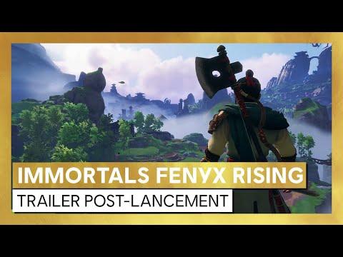 Immortals Fenyx Rising - Trailer Post Lancement [OFFICIEL] VOSTFR