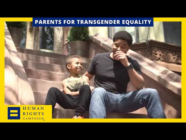 Dads for Transgender Equality: Joe