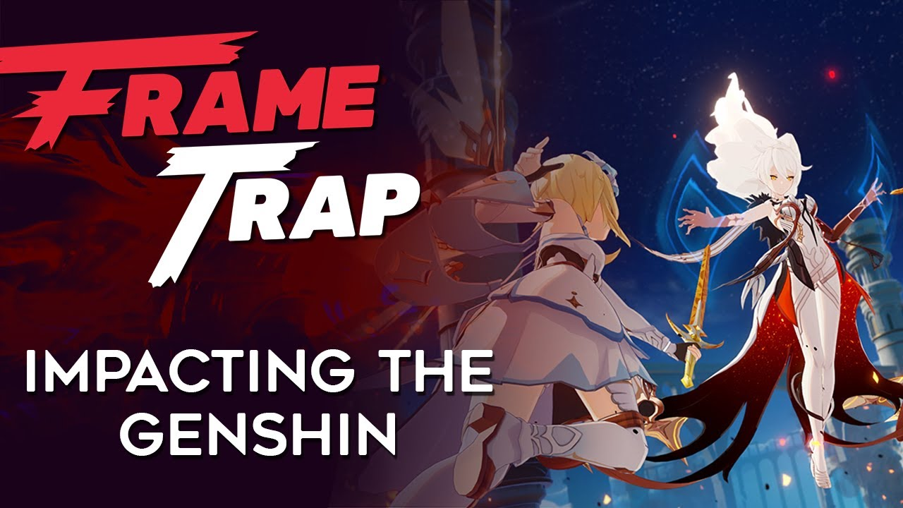 """Frame Trap - Episode 117 """"Impacting The Genshin"""" - Ben, Brad, and Huber get a little into the Halloween spirit and also talk about recent releases including Star Wars: Squadrons, Genshin Impact, Baldur's Gate 3,"""