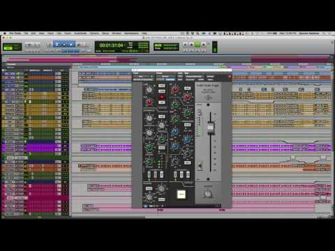 5-Minute UAD Tips: SSL 4000 E Series Channel Strip (French)