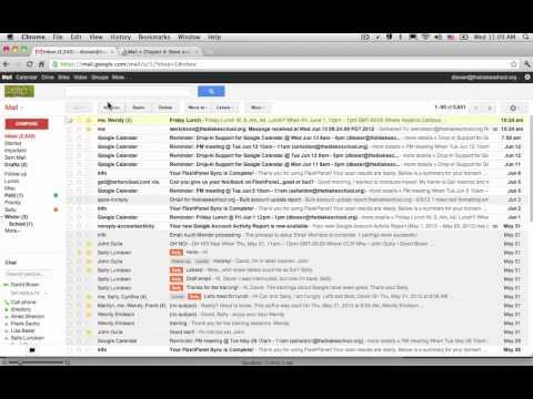 Gmail - Delete vs Archive