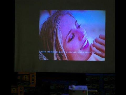 mac projector hookup