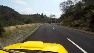 NZ Hill Climb Champs - Golden Cross Rd, On board with Ben Thomasen