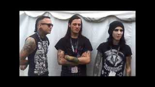 Motionless In White Talks to PGHMUSICMAG from Mayhem Music Festival 2013