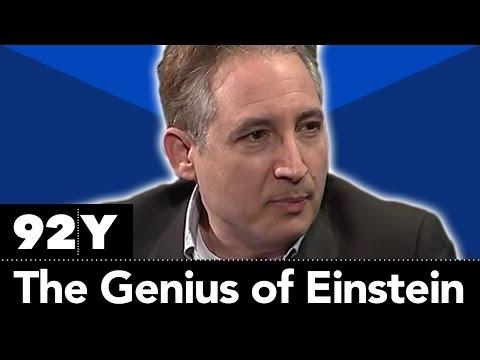 Brian Greene, Frederick Lepore and Thomas Levenson: The Genius of Einstein