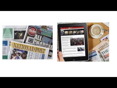 Media in the Digital Age
