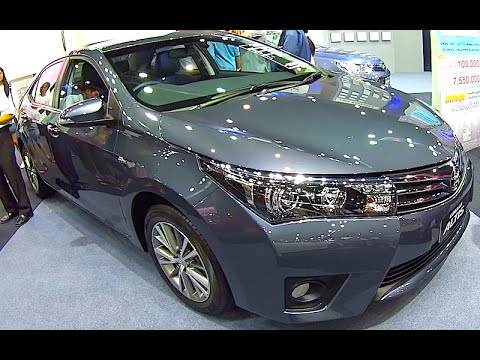 New Corolla Altis Video Grand Veloz Spek Toyota 2015 2016 Review Generation Youtube
