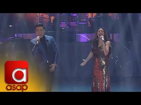"ASAP: Morissette and Erik perform their version of ""Never Enough"""