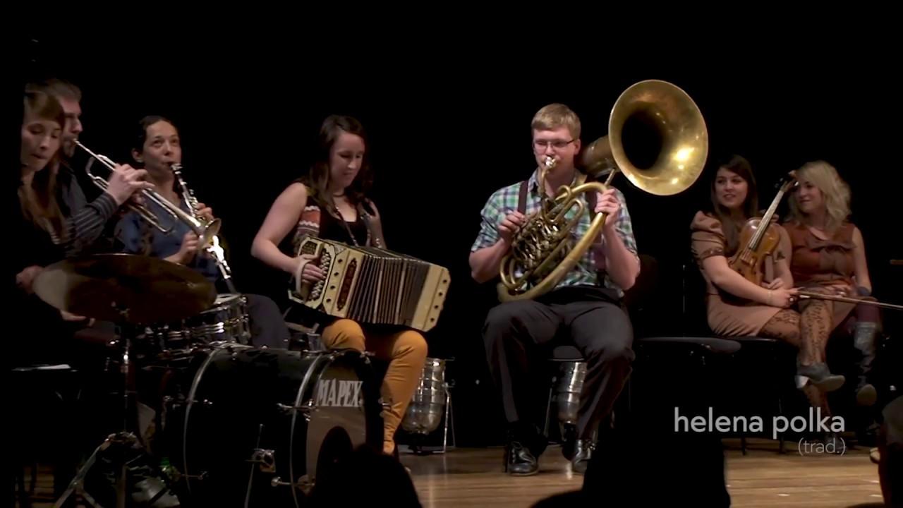 what is a polka band